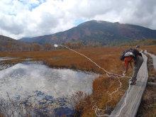 池塘水質調査